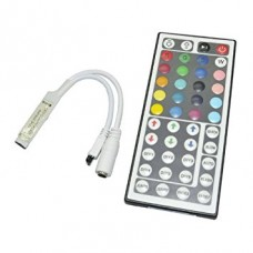 Sterownik IRED do taśm LED RGB 44 przyciski