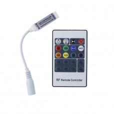 Sterownik radiowy do taśm LED RGB 20 przycisków