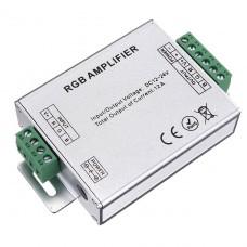 wzmacniacz PWM 3 kanałowy w metalowej obudowie