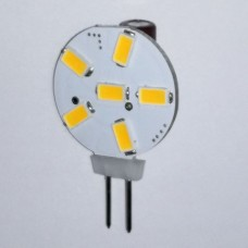 Żarówka G4 LED 6 SMD 5630 12V 200LM